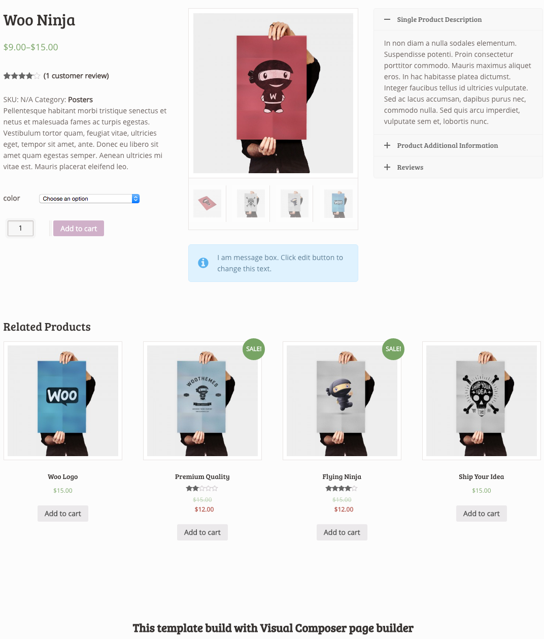 WooCommerce Page Builder 15